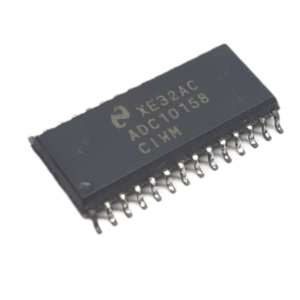 100361 Adc10158 Octal Channel Single Adc Sar 166ksps 10 Bit+sign Parallel 28 Pin Pt1