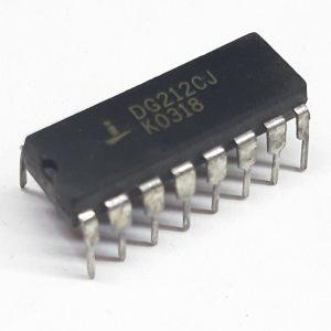102729 Dg212bdj (dip 16) Switch Quad Spst Pt1