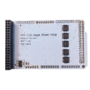104947 Arduino Mega Lcd Tft Shield Cho Lcd Tft 16 Bit 40 Pt H1