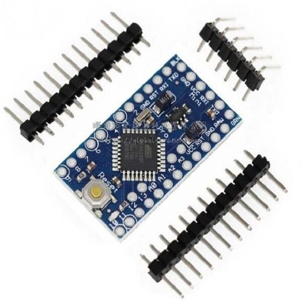 106311 Arduino Pro Mini Atmgea328p 3.3v 8mhz Pt H1
