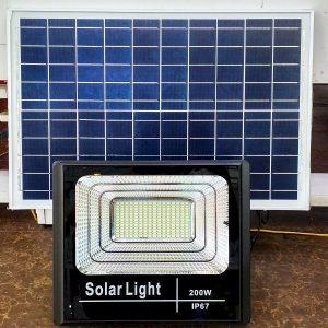 led năng lượng mặt trời