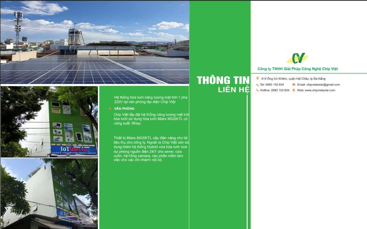 Chip Viet Solar