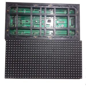 100180 Module Led 3 Mau P10 Ngoai Troi Bao Hanh Sua Chua H1