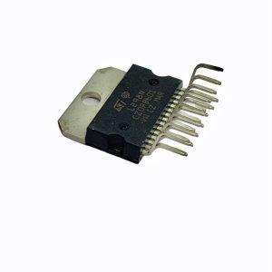 100333 L298n (zip 15) Dual Full Bridge Driver 46v 4a Pt1