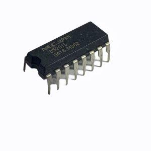 100404 D5201c C Mos Quad Spst Analog Switch (dip 16) Pt1