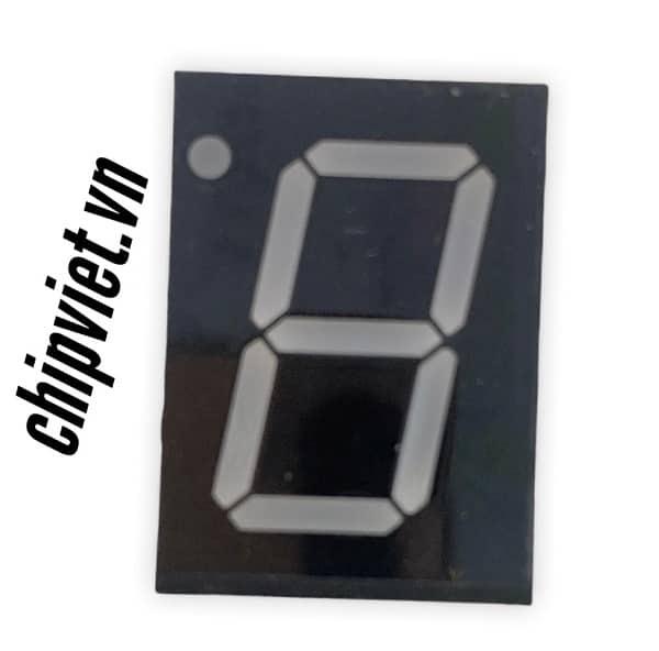 100116 Led 7 Doan (20x28 Mm) Anod Pt 1