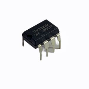 100243 Tda2822m Dual Low Voltage Power Amplifier 1.8 15v (dip 8) Pt10