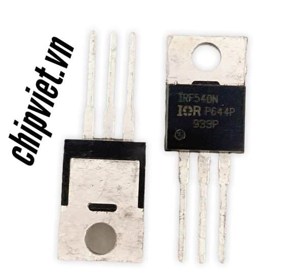 100830 Irf540n Mosfet N Ch 100v 28a To 220ab Pt 3