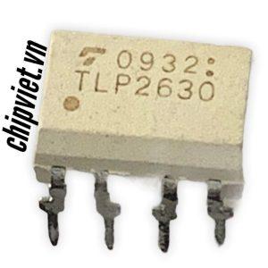 101669 Tlp2630 Dual Photocoupler 5v (dip 8) Pt 1