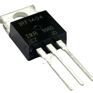 100429 Irf1404 Trans Mosfet N Ch Si 40v 202a 3 Pin(3+tab) To 220ab Tube Pt1