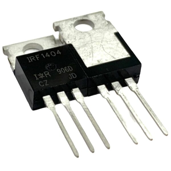 100429 Irf1404 Trans Mosfet N Ch Si 40v 202a 3 Pin(3+tab) To 220ab Tube Pt3
