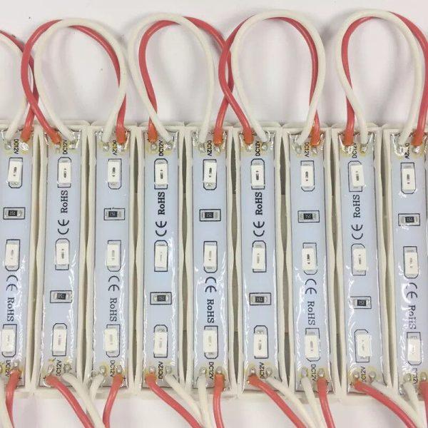 104035 Led Module 3 Led 5730 Mau Do H2